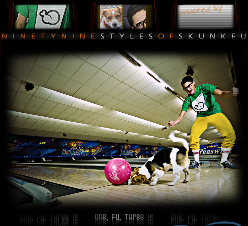 SKUNK FU 99Styles Movie - Bowling