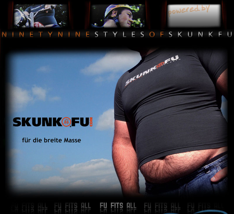SKUNK FU 99Styles Movie - Breite Masse