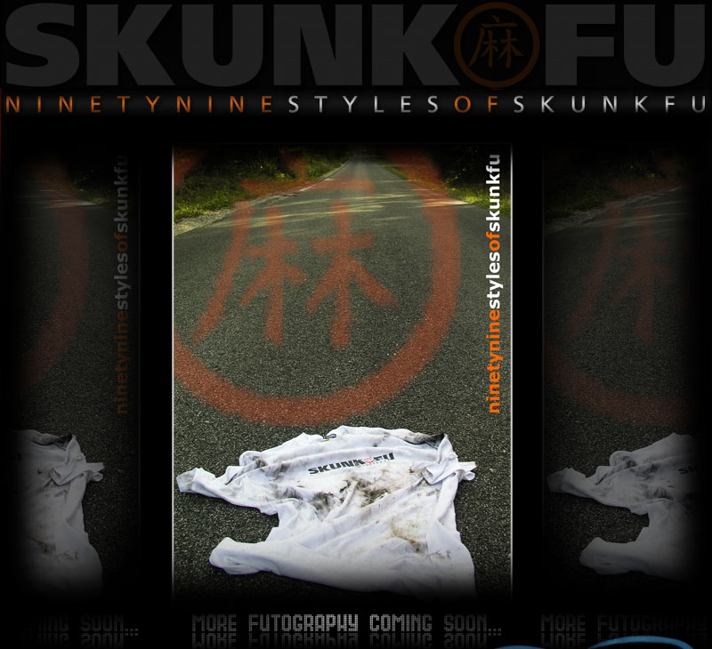 SKUNK FU 99Styles Movie - To Be Continued ...