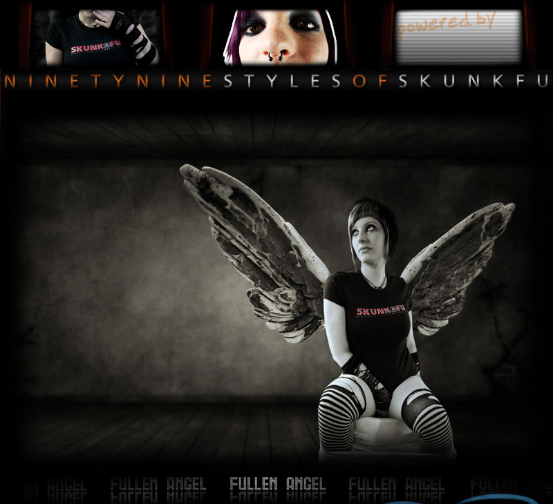 SKUNK FU 99Styles Movie - Fullen Angel
