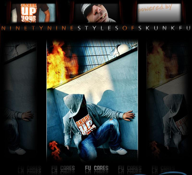 SKUNK FU 99Styles Movie - Molotov