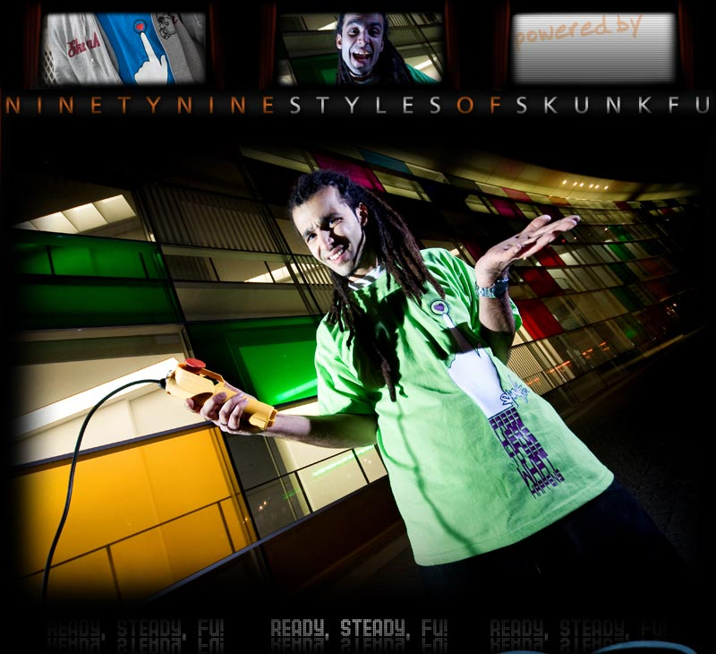 SKUNK FU 99Styles Movie - Rasta Lights