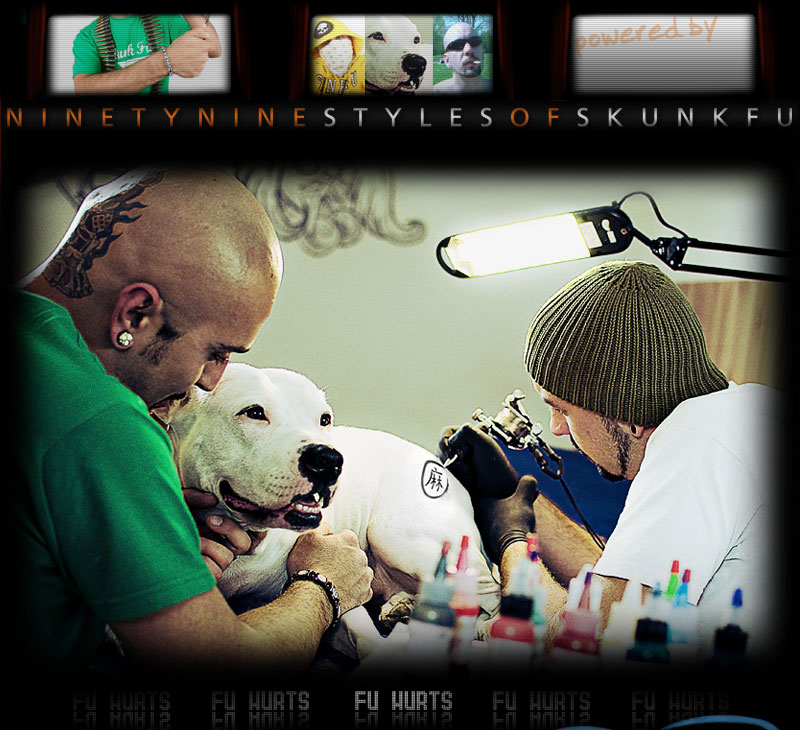 SKUNK FU 99Styles Movie - Tattoo