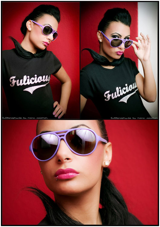 Fulicious Top Fotoshooting