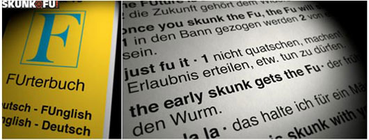 FUrterbuch FUnglish - Deutsch