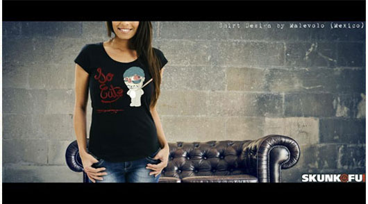 Melevolo So Cute T-Shirt offer