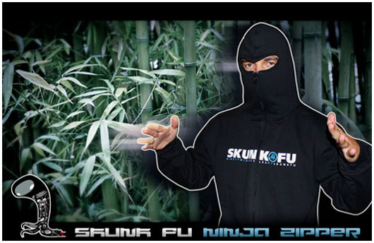 Preview Skunk Fu Ninja Zipper